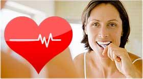 Les maladies des gencives et de la bouche seraient des prédicteurs fiables de maladies cardiaques