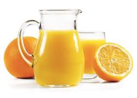 Le jus d'orange peut renforcer l'immunité et réduire l'inflammation