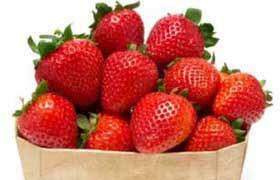 Les fraises, pour la santé et pour le plaisir!